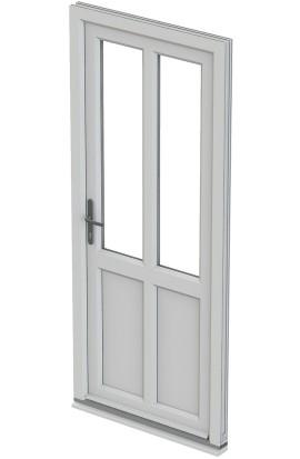 Металлпопластиковые двери