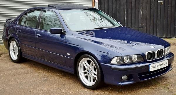 BMW 540i E39 4.4 V8