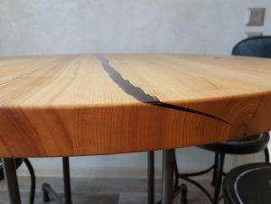Стол в стиле стимпанк